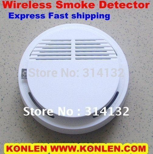 buy photoelectric smoke detector wired with no nc output for. Black Bedroom Furniture Sets. Home Design Ideas
