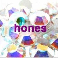 Nail Art Rhinestones ss4  Crystal AB color 1440pcs Wholesale