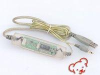TI-GRAPH LINK USB CABLE TI-83+ 84+ 85 86 89 92+ VOYAGE 200
