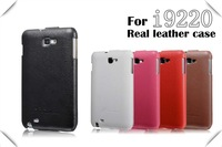 Newest genuine leather case for samsung galaxy s3 i9300 flip case for 9300 mutil color option top quality with retail package