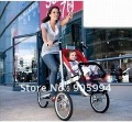 "16"" multi function bicycle child and mother stroller bike baby & mom bicycle,christmas gift, portable baby carriage fashion gift"