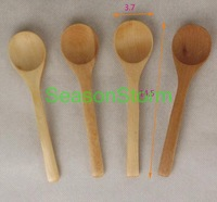 [CPAP Free Shipping] Wholesale Natural Wooden Spoon For Baby or Childrren (SX-104P)