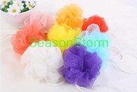 [CPAP Free Shipping] Wholesale Cute Colorful Bath Ball / Bath Flower (SX-94P)