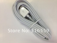 10 Feet 3M Long USB data Cable for iPhone 4S to USA with ROSH CE ~~500pcs free dhl....~~100pcs free dhl....
