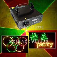 150mW RGY Animation Cartoon Disco Party DJ Stage Laser Light Lazer Show Club ILDA
