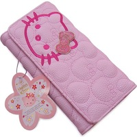 Hello Kitty wallet / Hello Kitty triple cortex wallet