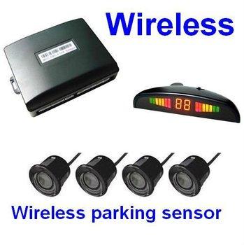 Hot selling Wireless car parking sensor reverse radar kit