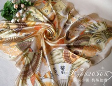 wholesale silk head scarf