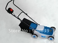 Li-ion Battery Garden Mower Brushless DC motor ,3500rpm Blades Rotate Speed, Cutting Width 330mm