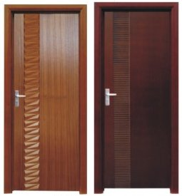 Solid Wood Exterior Doors