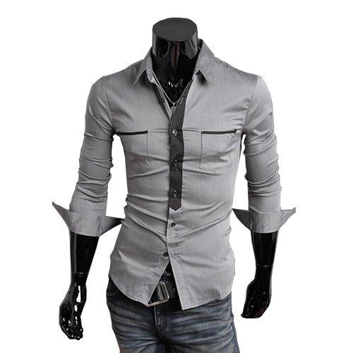 Best Designer Clothes For Men Long sleeve shirts for best