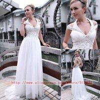 2012 new arrival white wedding dress sweet princess slim bandage wedding dress princess