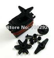 5pcs/lot Plastic gear 360 degree Rotation 3kg.cm torque rc servo for robot