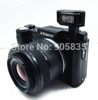 (DRCD) Free Shipping +NEW Digital  Bridge camera+18XOptical Zoom+DSLR camera+16MP+9Languages+High Quality+HDMI+New Design+720p