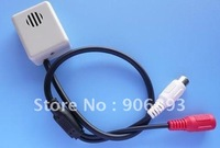 AUDIO CCTV MICROPHONE MIC FOR SECURITY DVR