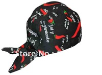 2012 fashion Biker Bandana pirates scarf headsweats 12 Live/strong dress hats cycling head wear cap