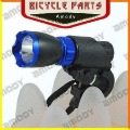 17W bicycle lights MTB flashlight riding flashlight light flash explosion