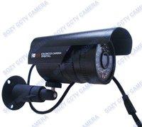 700TVL SONY CCD Effio-E 36LED OSD MENU CCTV Outdoor Black Camera Wide Angle