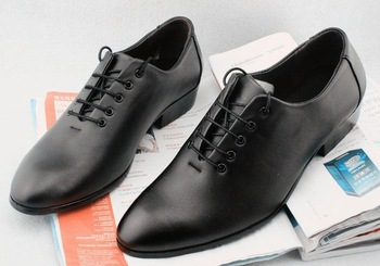 FREE SHIPPING ! 2014 NWT fashion men's leather shoes 2 color casual sport Oxfords SIZE US 6.5-10 EUR 39-44 JT001