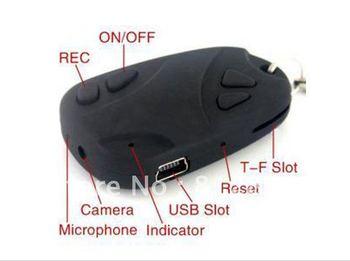 Digital Video Recorder Camera, Car Keys camera