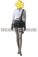 Free Shipping Cosplay Costume Devil May Cry III3 Lady New in Stock Retail / Wholesale Halloween Christmas Party Uniform