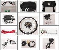 Free Shipping 48V 1000W (Rear Wheel) Conversion Kits DIY Ebikes Electric Bicycle Conversion Kits
