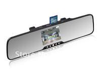 "Car reversing camera +3.5""TFT bluetooth mirror monitor +MP3+FM+2speaker+phonebook"
