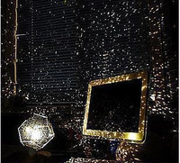 Birthday gift four seasons constellation projector lamp light sleep star light free air mail