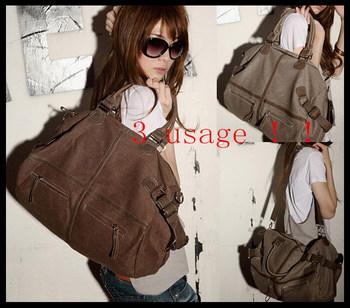 2014 canvas bag , shoulder bag , Messenger bag, Free Shipping HA006