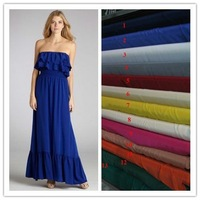 Wholesale 100% Real Silk Crepe Fabric material for Dress Skirt Blouse C024