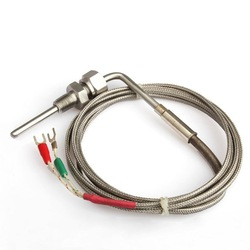 $10 off per $100 order+ 2M EGT Thermocouple K Type For Exhaust Gas Temperature Probe Sensor Screw Thread(China (Mainland))