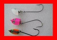14g jig hook Wholesale High Quality Jig Head fishing hook VMC hook fishing tool Free shipping !