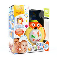 8663 little penguin music projector led projection lamp baby to sleep projector free air mail