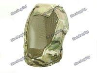 Tactical Full Face Killer Metal Mesh Mask hunting mask