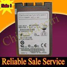 "MK1629GSG MK1633GSG 160GB 1.8""  SATA HDD for Hp Elitebook 2530P 2730P 2740P Thinkpad x300 x301 TT13 TT23 Envy 13t(China (Mainland))"