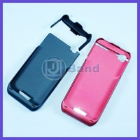 2300mAh External Backup Portable Battery Charger Power Supply Station case For iPhone 4 4G 4S Free Shipping