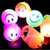 Wholsale Smiley flashing ring Led soft ring Party Light ring 144pcs/lot fast delivery free shipping