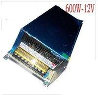 DC12V 50A 600W LED power supply power buck converter transformer