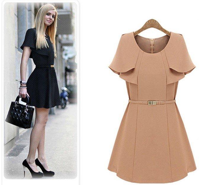 Фасоны рукавов для платья