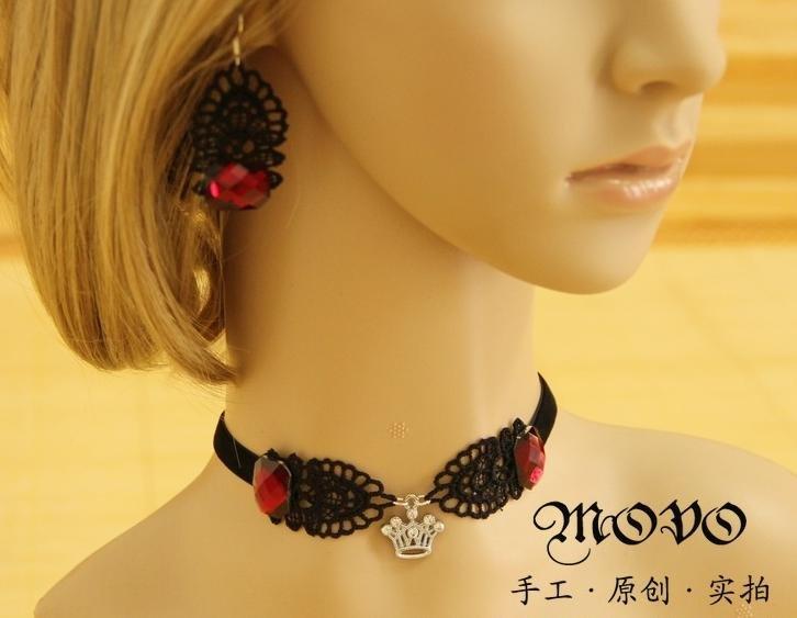 Vintage Jewelry Choker Necklace