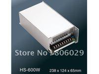 Free Shipping 600W 12V/13.5V/15V/24V/36V/48V Compact Single Output Computer Power Supply