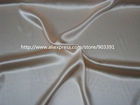 Wholesale Pink 100% Silk 16mm SATIN CHARMEUSE Fabric Material