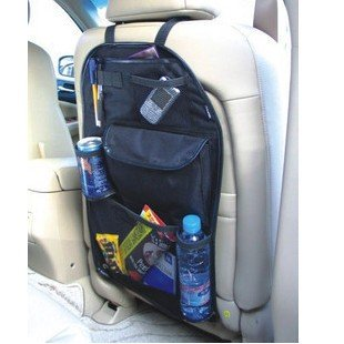 Car multi Pocket Storage Organizer Arrangement Bag of Back seat of chair  57*39cm Free shipping