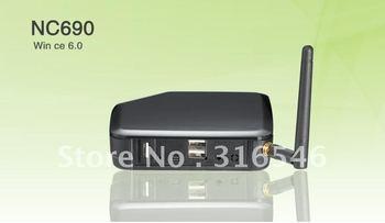 Wireless Wince6.0 Ram 128MB net computer thin client NC690W
