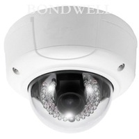 3.0 Megapixel Full HD Water-proof Network Mini Dome Camera IPC-HDBW3300, 3 Megapixel  Pixel IP Camera With POE, IP66