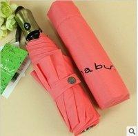 All the ZiDongSan contracted unisex umbrellas, pure color thirty percent umbrella, QingYuSan