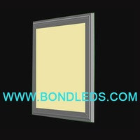 Free Shipping 600*600*12.5mm LED panel light 48W
