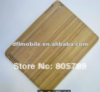 2012 hot Use 100% high quality wooden case for IPAD3