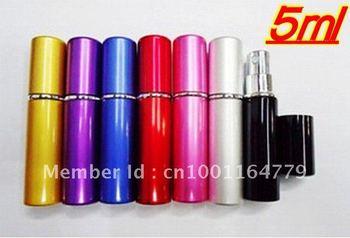 5ml Travel Refillable Perfume Atomizer empty Perfume bottle,perfume packaging /p002