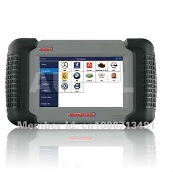 Latest item ds708 super powerful diagnostic tool autel maxidas ds708